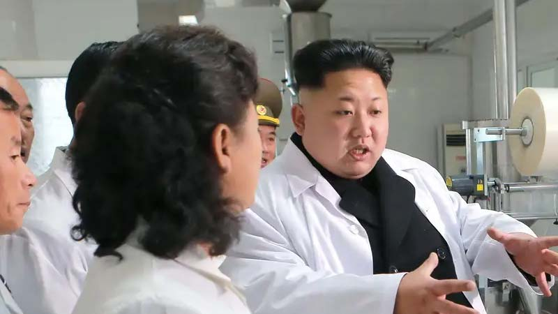 Corea del Norte solicita médicos para atender a Kim Jong Un, tras ejecutar a todo su personal médico