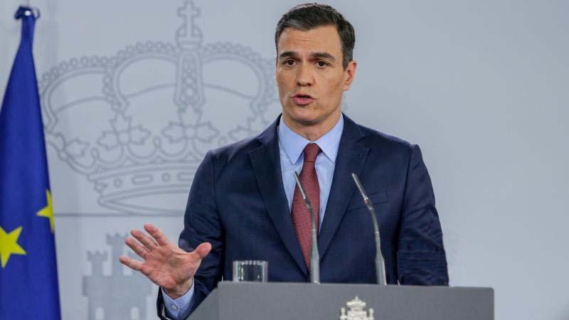 """Pedro Sánchez aclara que no hay fase 5, porque teme que le digan """"por el culo te la hinco"""""""