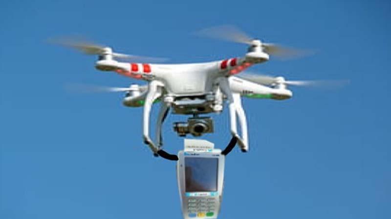 """La SGAE mandará drones con datáfonos a los balcones que canten """"Resistiré"""""""