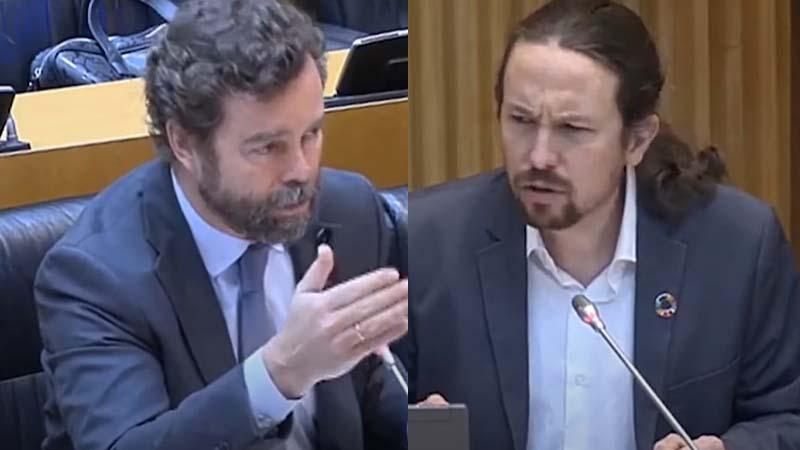 Pablo Iglesias aclara que Espinosa de los Monteros le había quitado el Bollycao en el recreo