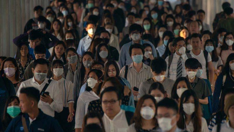 Científicos advierten que sabemos ya todo del coronavirus pero nada de las mascarillas