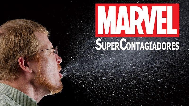 MARVEL compra los derechos de Los Supercontagiadores para hacer una trilogía de películas