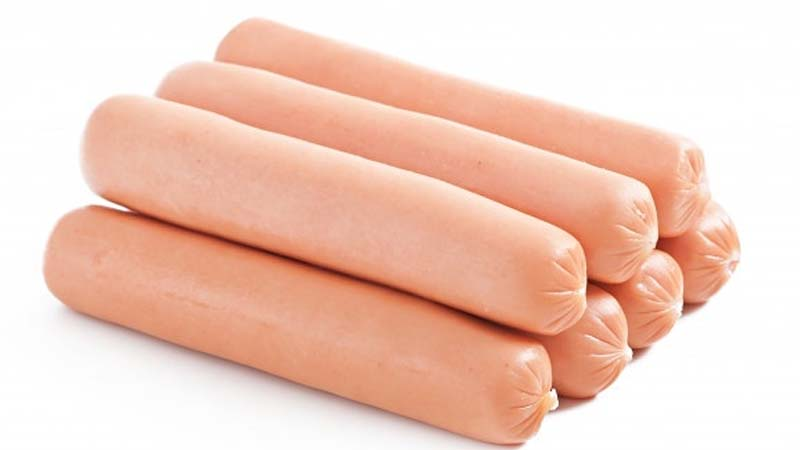 Las salchichas tendrán un límite de tamaño, para no acomplejar a los hombres