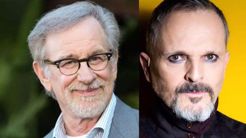 Steven Spielberg compra los derechos de la paranoia de Miguel Bosé