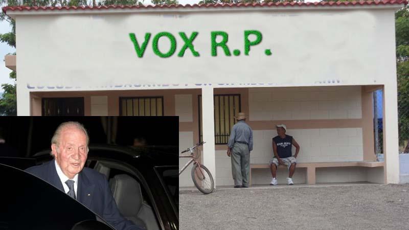 VOX Republica Dominicana, lamenta la llegada de inmigrantes desde España