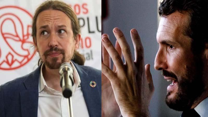 El PP demanda a Podemos por plagio con la caja B