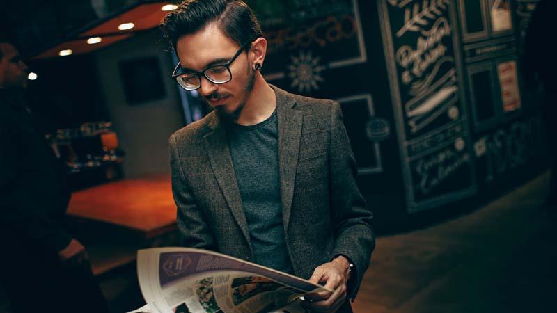 Llevar gafas aumenta la inteligencia en un 50%