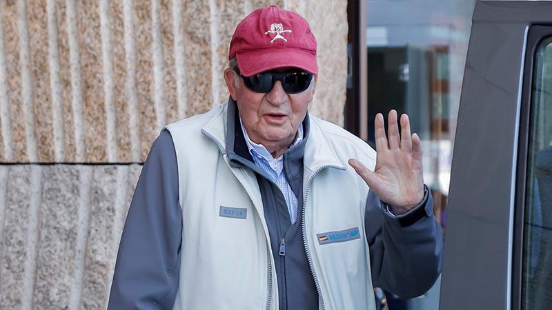 """Juan Carlos ingresa en un centro de """"MENAS"""" en República Dominicana"""